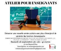 Copie de atelier pour enseignants